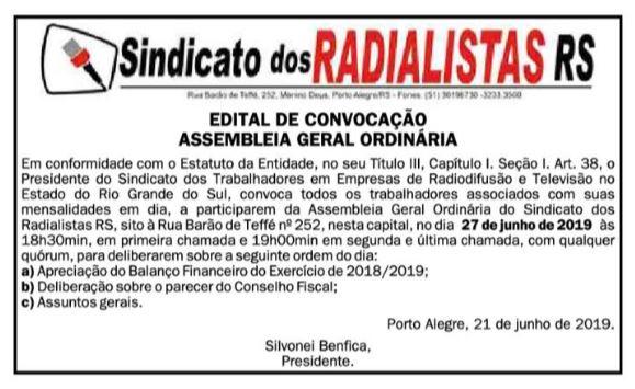 fe3c86de70de6 Seções Denuncias/Sugestões Sindicalize-se Links Bolsa de Emprego ...